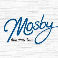 Mosby Building Arts Logo