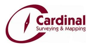 Cardinal Surveying & Mapping Logo