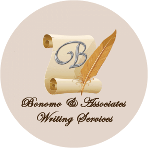 Bonomo & Associates Writing Services Logo