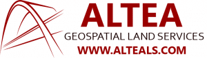 ALTEA Land Surveyors Logo