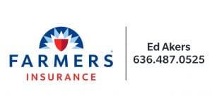 Farmers Insurance - The Akers Agency Logo