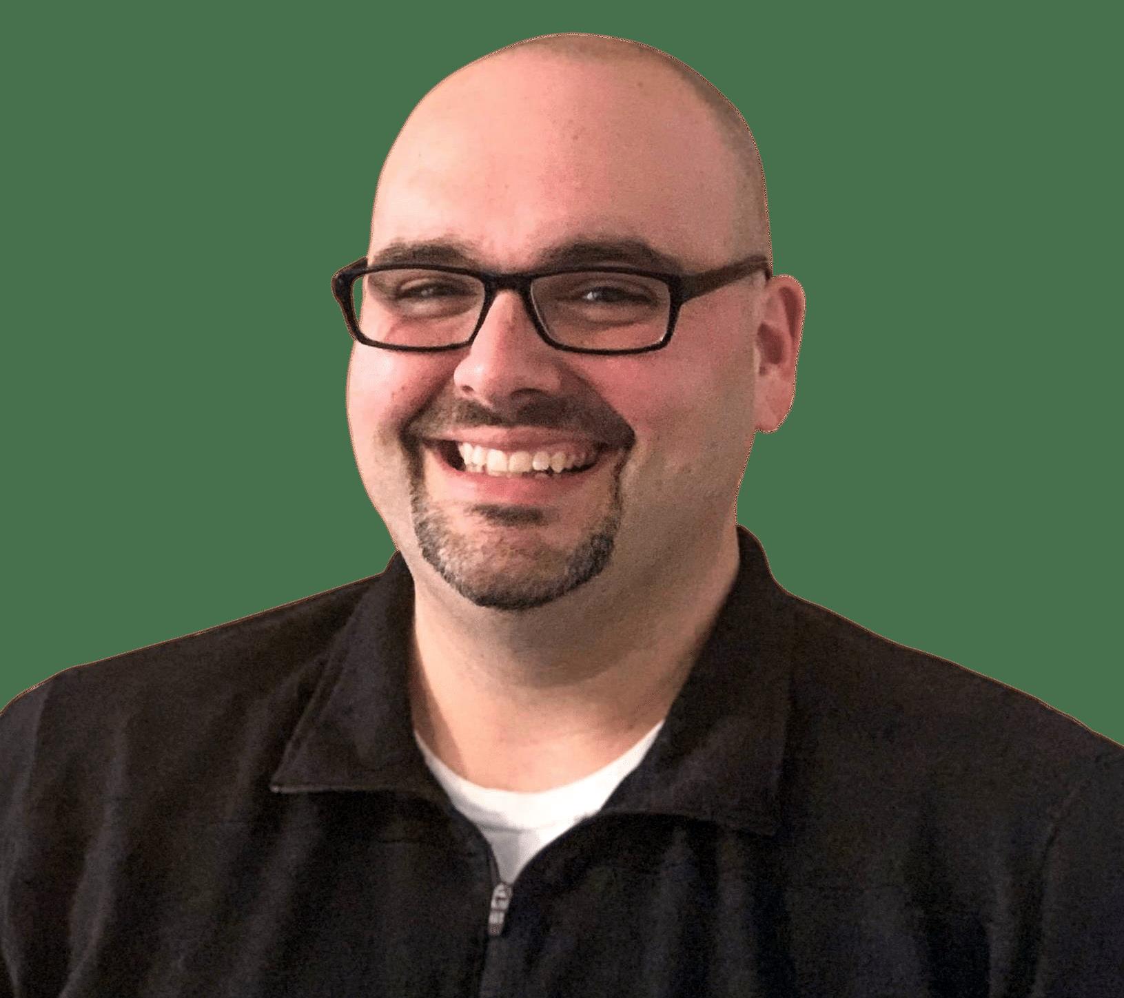 Joshua Wiesler Headshot
